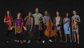 Chineke! orchestra plays at the Queen Elizabeth Hall on 7 Nov, 23 Feb and 12 May 2020