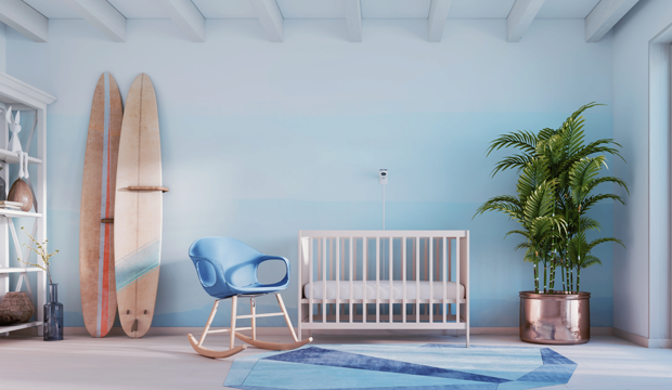 Must-have kids' interiors like Miku's Smart Baby Monitor