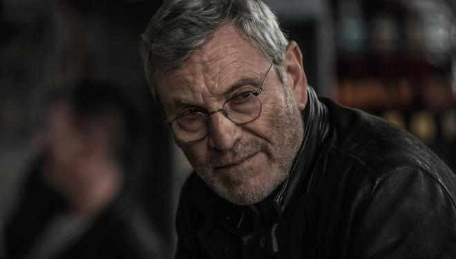 Tchéky Karyo in Baptiste, BBC One