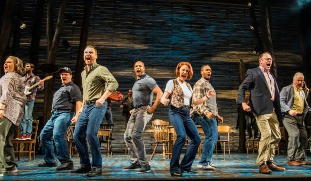 Come From Away, Phoenix Theatre review