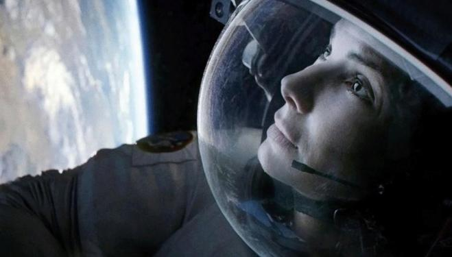 Sandra Bullock was nominated for an Oscar with her performance in Gravity
