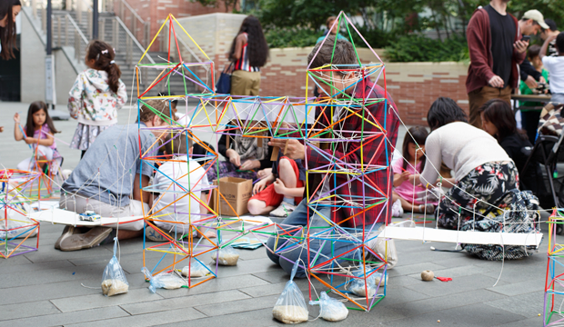 Open City returns to London this June for its free architecture fest for kids