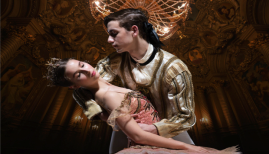 My First Ballet: Sleeping Beauty, dancers Evelina Andersson, Eric Snyder, photo c/o ENB