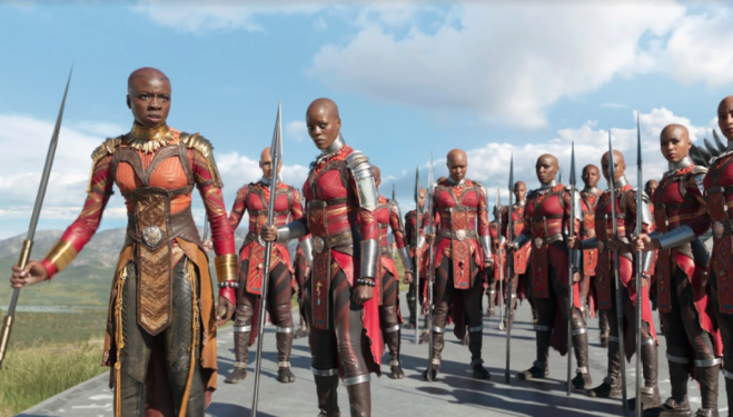 Costume drama: The Oscar for Best Costume Design goes to Black Panther