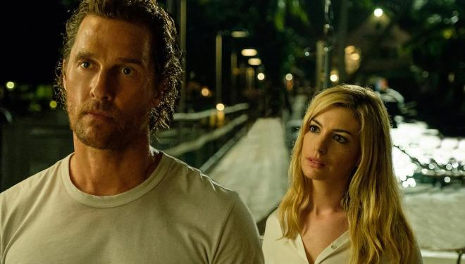 McConaughey stars in weird seaside drama