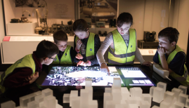 Explore the Science Museum galleries after hours with Astronights
