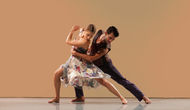 Richard Alston Dance at Sadler's Wells