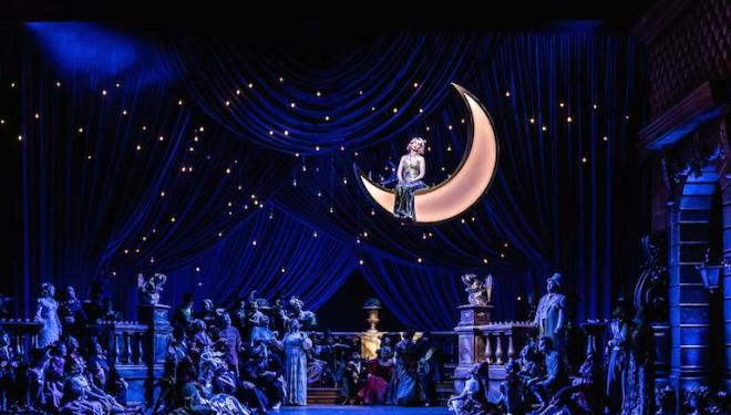 The Merry Widow review , English National Opera
