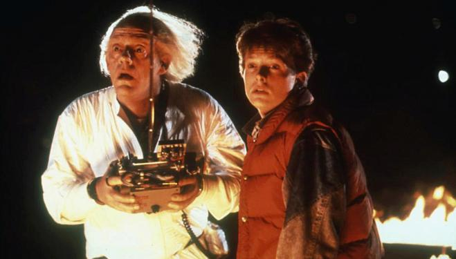 Marty McFly and Doc Brown are coming to Southbank!
