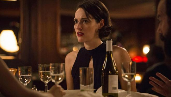Phoebe Waller-Bridge in Fleabag series 2, BBC One / iPlayer