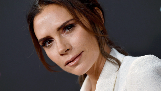 Victoria Beckham Beauty Line Launch