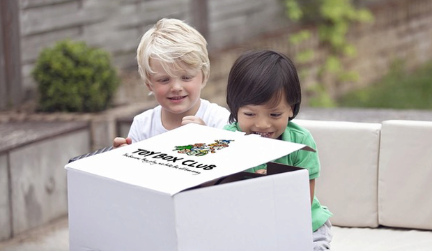 The gift that keeps on giving: monthly subscription boxes for kids