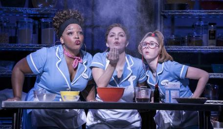 Review: Waitress, Adelphi Theatre