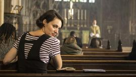 'Amen' has never sounded so delicious – Phoebe Waller-Bridge in Fleabag