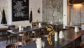 Jolene restaurant with bakery, photo by Patricia Niven