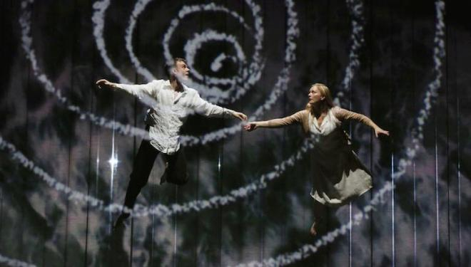 The Magic Flute review , English National Opera