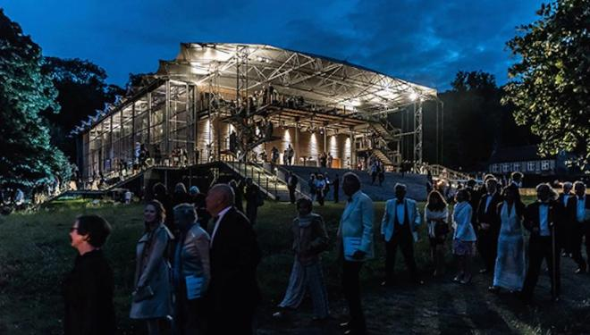 Garsington Opera is just the place for Don Giovanni's nocturnal intrigues