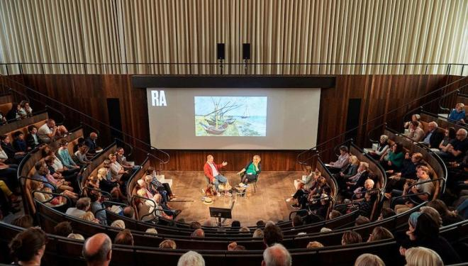 The RA's Festival of Ideas returns