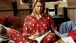 Renée Zellwegger in Bridget Jones's Diary