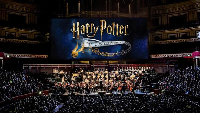 Experience Harry Potter with a live orchestra