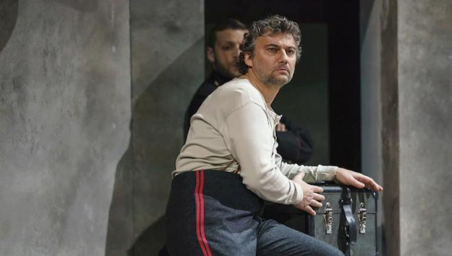 Jonas Kaufmann as Don Alvaro in La Forza del Destino at Covent Garden. Photo: Bill Cooper