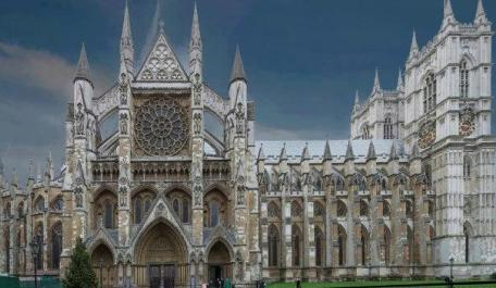 The Tempest, Westminster Abbey