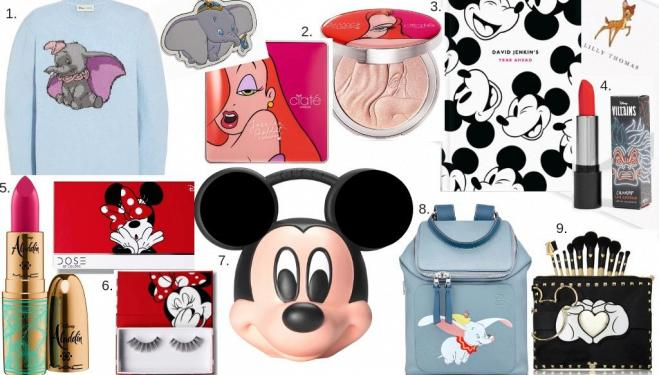 CW Shops: Disney-inspired fashion & beauty collaborations