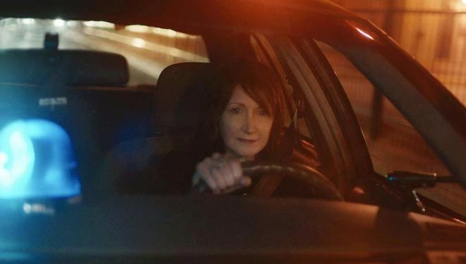Patricia Clarkson stars in spacey neo-noir