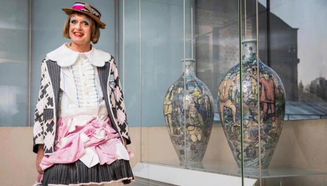 Grayson Perry's Matching Pair