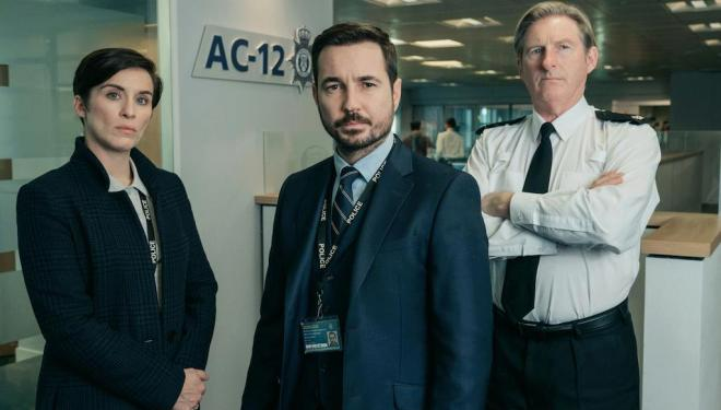 Stephen Graham terrifies in Line of Duty, BBC