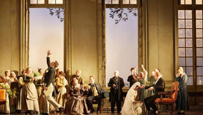 The Marriage of Figaro, Royal Opera House