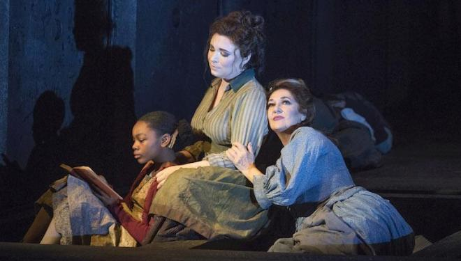 Jack the Ripper review , English National Opera