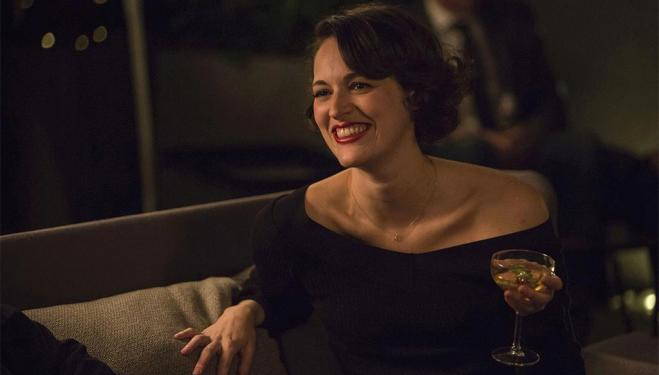 The penultimate moments of satisfaction from Fleabag series two