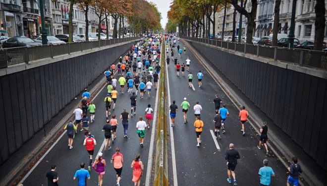How to train for a marathon: our top tips