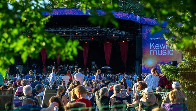 Summer concerts return to Kew Gardens