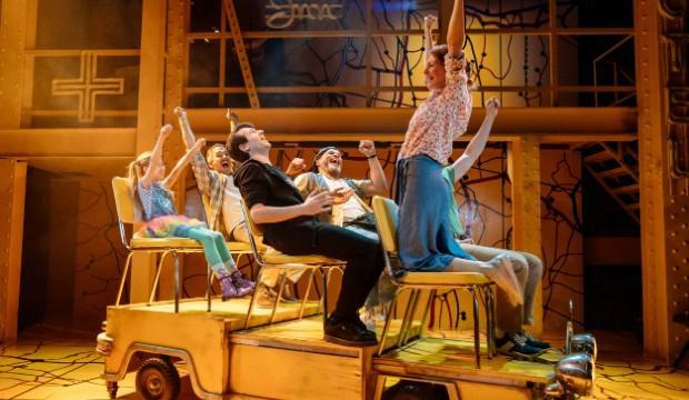 Little Miss Sunshine musical, Arcola Theatre review