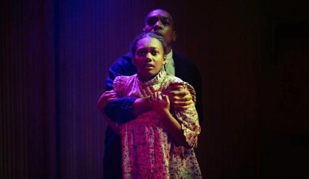 The Crucible, Yard Theatre. Photo by Helen Murray