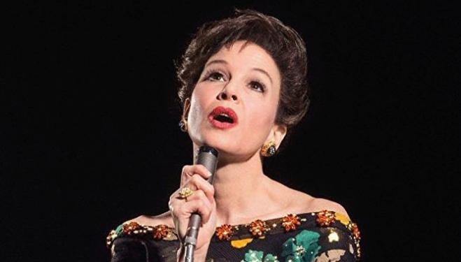 Renée Zellwegger as Judy Garland