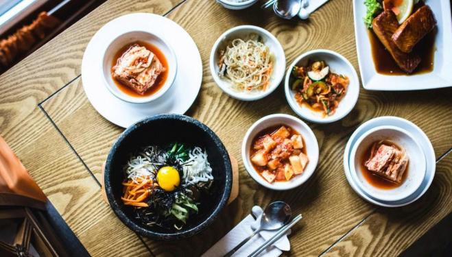 Where to find Korean food in London