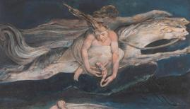William Blake (1757-1827) Pity c.1795. Tate
