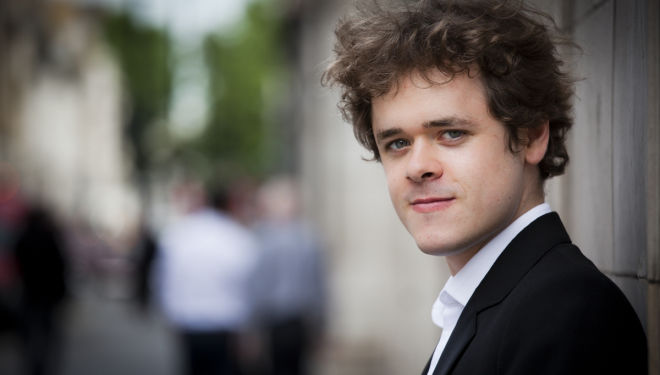 Benjamin Grosvenor in Recital, Barbican Hall