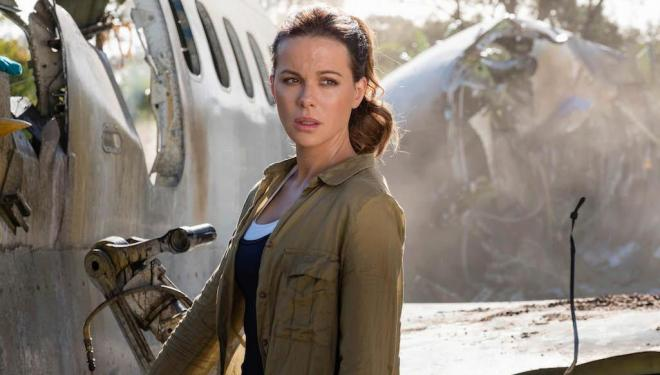 Kate Beckinsale in The Widow, ITV