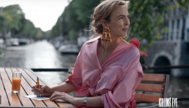Killing Eve season two: Villanelle's fashion
