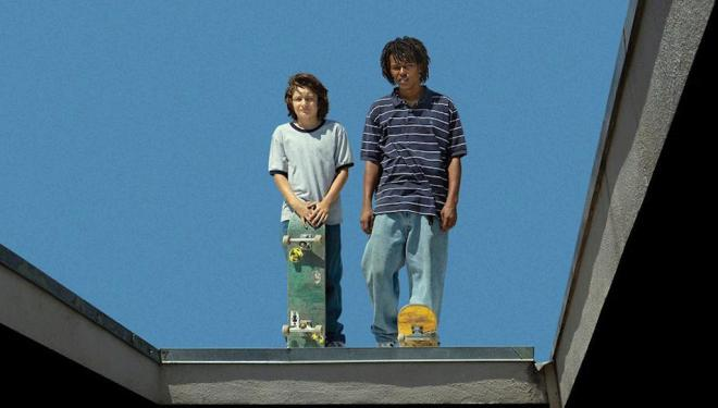 Sunny Suljic and Na-Kel Smith in mid90s