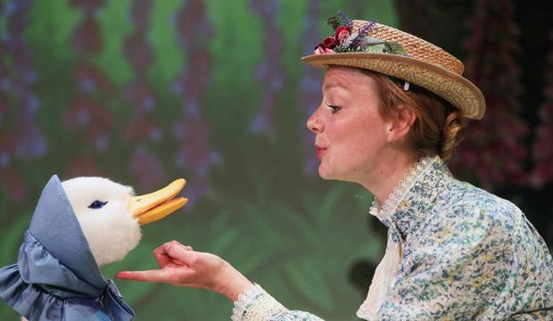 Beatrix Potter fans will love seeing her stories come to life on stage in Where Is Peter Rabbit?