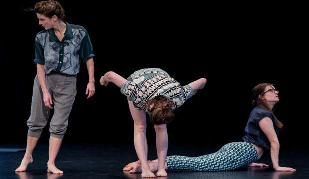 Avant-garde dance at Sadler's Wells