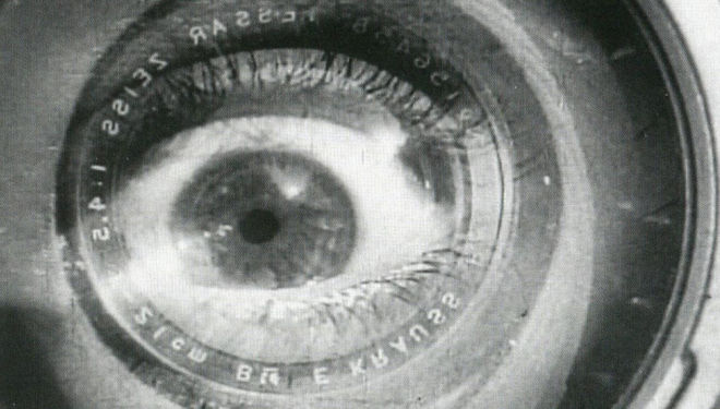 'Man With A Movie Camera' with Live Musical Accompaniment, Barbican