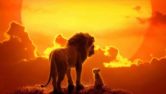 Jon Favreau's The Lion King: in cinemas this July