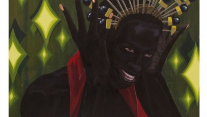 Kerry James Marshall, courtesy of David Zwirner