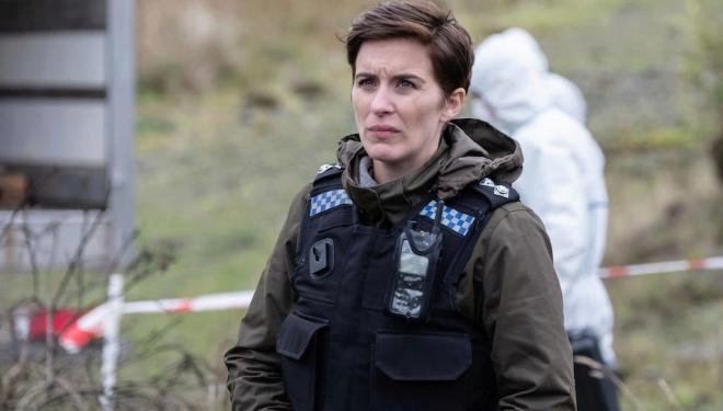 Textbook Mercurio: Line of Duty, BBC